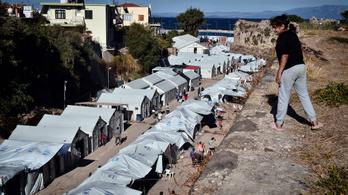 Felgyújtotta magát egy szír menekült Híoszon
