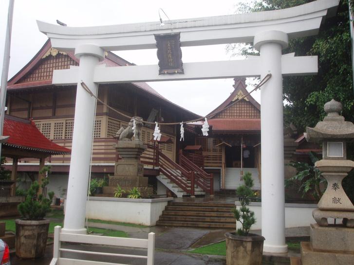 Sintó szentély Hawaiion
