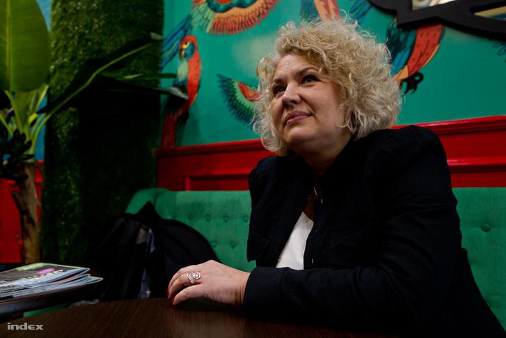 Marton-Juhász Editet nem kellett győzködni arról, hogy a darabot ki kell vinni Londonba.