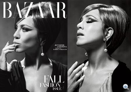 Kattintson a Harper's Bazaar képeiért!