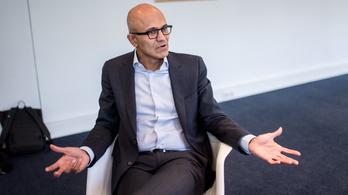Microsoft-vezér: A végső számítógép láthatatlan lesz