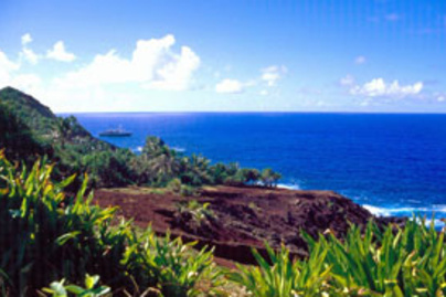 pitcairn sziget lead
