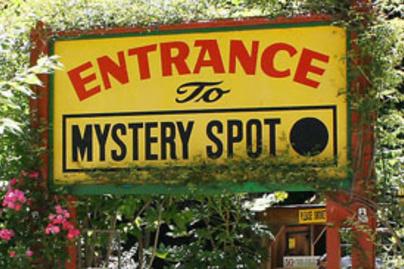 mystery spot lead