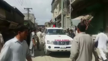 Legalább 24 ember meghalt egy mecsetrobbantásban
