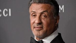 Sylvester Stallone megható poszttal emlékezett egykori kutyájára, Butkusra
