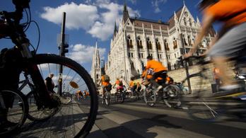 Ismét lesz I Bike Budapest, ime a részletek