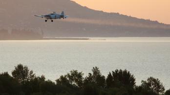 Már a jövő héten elkezdik irtani a szúnyogokat a Balatonon