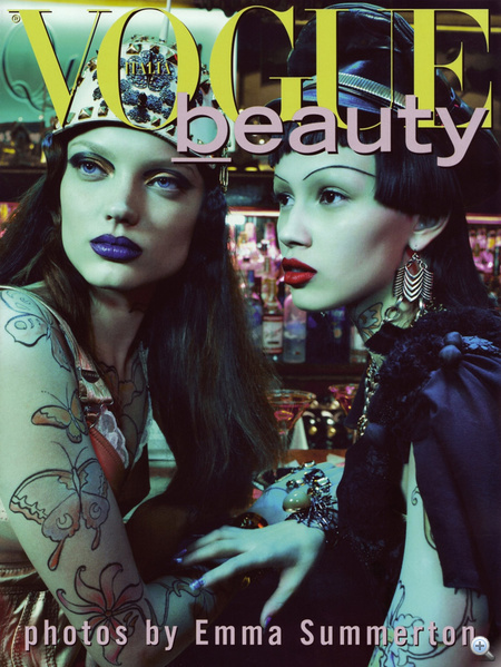 Kattintson az olasz Vogue képeiért!