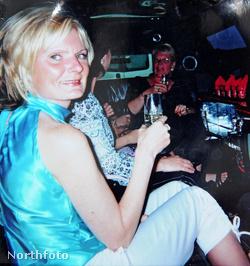 Louise Harman a támadás előtt