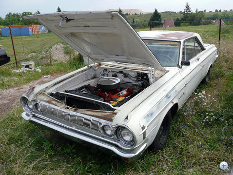 Dodge Polara, 1964.