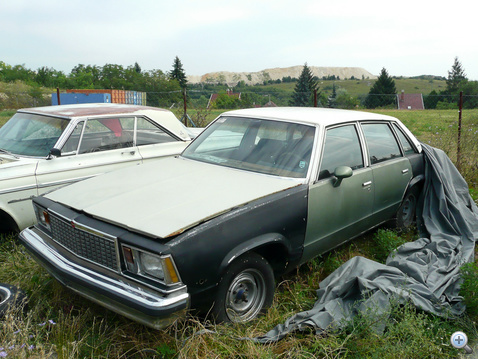 Chevrolet Malibu 1989-ből