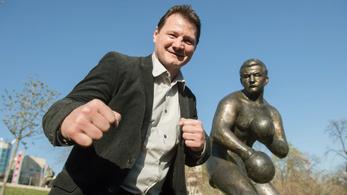 Erdei Zsolt lett a bokszolók elnöke