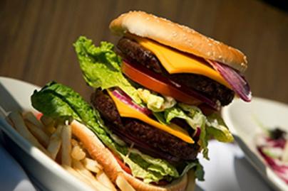 burger lead