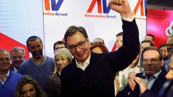 Vučićnak sikerült, ami elődeinek még soha