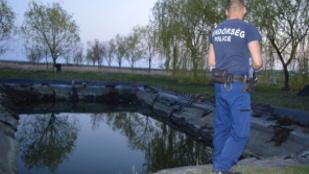 Egy 3 és egy 5 éves gyerek fulladt egy tüzivíztározóba Nagyfügeden
