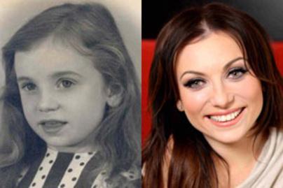 lead ruzsa magdi gyerekkori foto