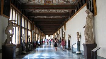 Az olasz földrengésből kimenekített műtárgyakat mutat be az Uffizi