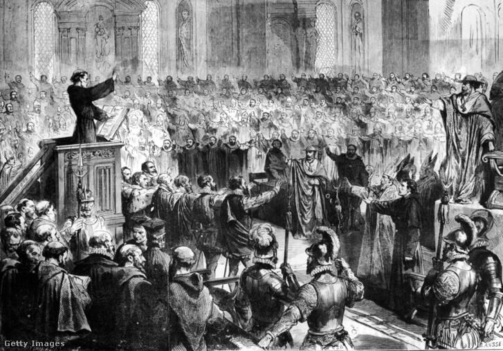 III. Pál pápa az 1545-ben kezdődött tridenti zsinaton kereste a megfelelő reakciót a reformációra