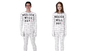 Viccnek is rossz a mexikói falas kezeslábas