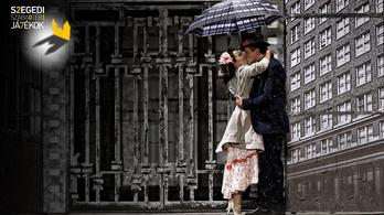 Ismét látható Szegeden az Ének az esőben