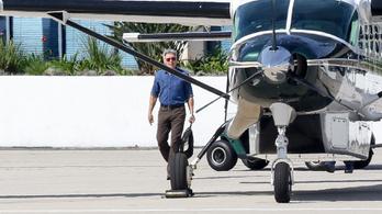 Harrison Fordot nem büntetik meg a veszélyes landolásért