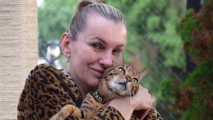 A macskák mennyországába egy prágai nő farmján keresztül vezet az út