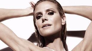 Heidi Klum meztelenül? Jó, de mennyire?