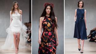 Irodisták és menyasszonyok, megmutatjuk, mit terveztek nektek a hazai designerek!