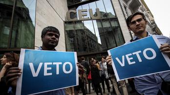 Hatalmas tüntetés készülődik a CEU-törvény ellen