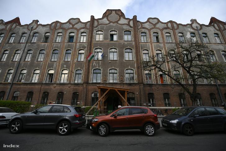 A Városligeti Magyar-Angol Két Tanítási Nyelvű Általános Iskola
