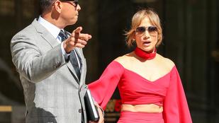 Jennifer Lopez és Alex Rodriguez kapcsolatára már sokkal jobban illik a komoly jelző