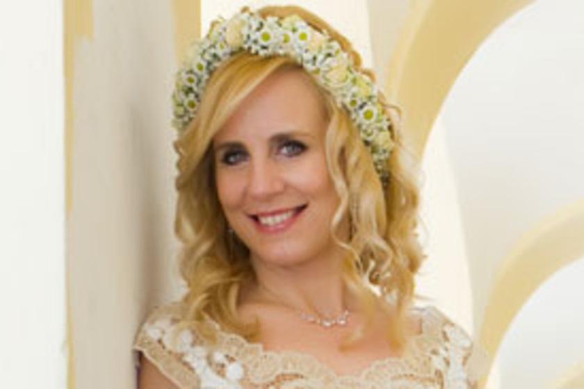Palacsik timea wedding hairstyles