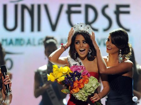Az új Miss Universe - Mexikóból