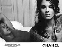 A Chanel nem tart igényt Crystal Renn domborulataira
