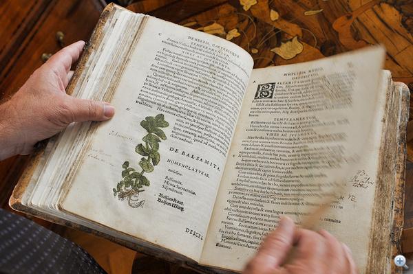 17. századi recepteskönyv, ilyenekből dolgoznak ma is
