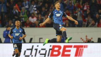 Szalaiék legyőzték a Bayern Münchent