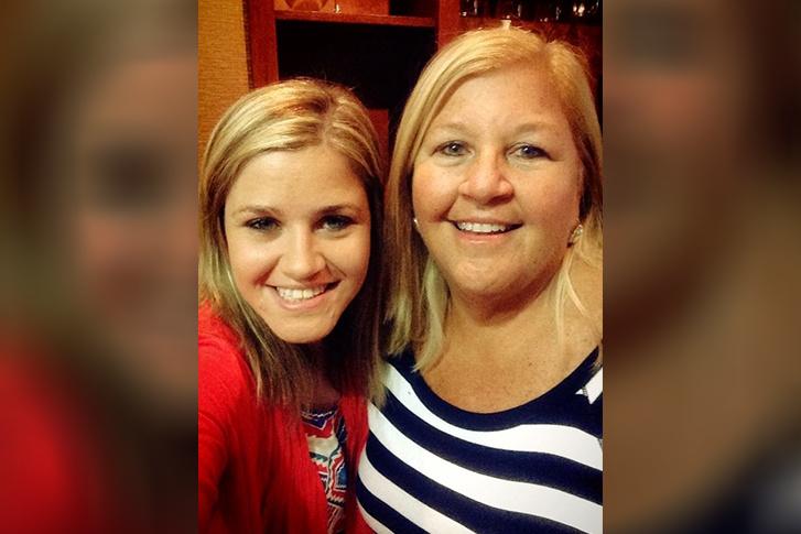 Jennifer és Kathy Bush