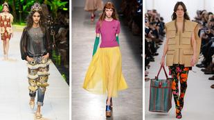 9 valószínűtlen trend, ami pedig divatba fog jönni