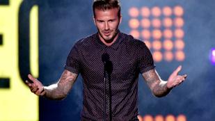 David Beckham lánya pont olyan, mint bárki más