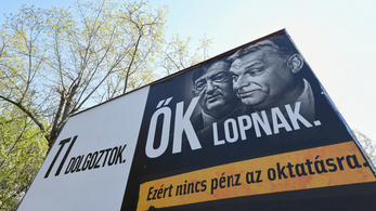 A Jobbik háromszorosan visszacsicskázta Orbánt