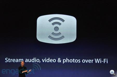 A 4.2-es iOS-ben már streamelhetünk wifin keresztül bármit