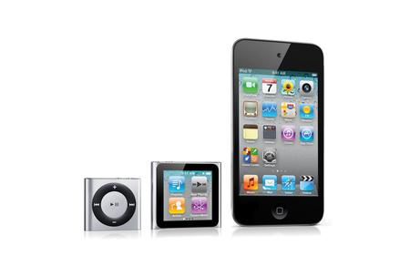 Az új iPod család