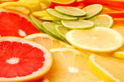 citrusok sarga
