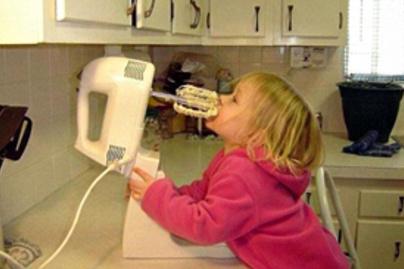 gyerek mixer kicsi