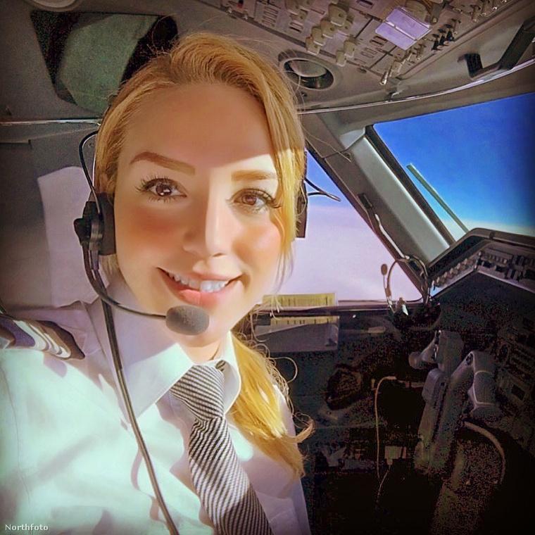 A világ legszexibb pilótanője címre eddig leginkább csak svédek pályáztak, de Malin Rydqvist és Maria Patterson többé már nincs monopol helyzetben, ami ennek a mexikói hölgynek az érdeme