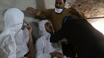 A boncolás igazolta, vegyi fegyvert vetettek be Szíriában