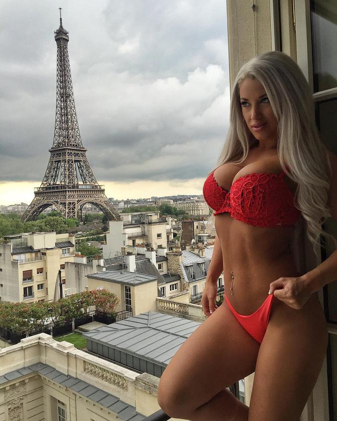 Volt már Playboy-modell.