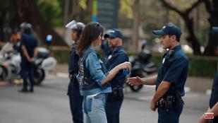 A Pepsi visszavonta Kendall Jenner botrányt okozó reklámját
