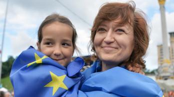 Az Európai Parlament megszavazta Ukrajna vízummentességét