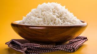 Ne edd meg a maradék rizst!